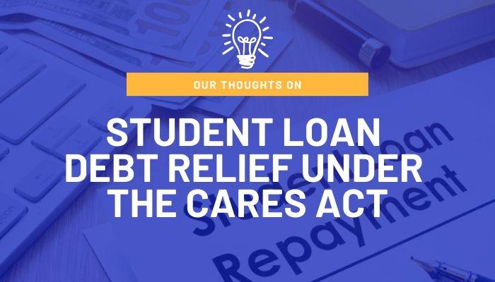Tax Free Student Loan Benefits